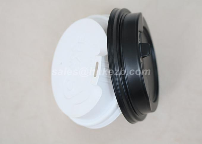 Eco Friendly Customized Coffee Mug Lid Cover For Paper Cups Food Grade