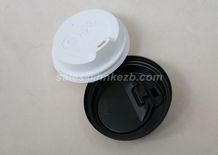 Dome Paper Cup Lid Cover Disposable Coffee Cup Lids For 455ml 16oz